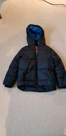 Next age 7 padded coat