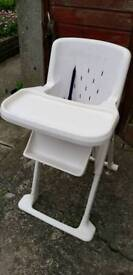 Infant High/low chair