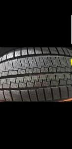 Winter tires icemax  255/45r19  new