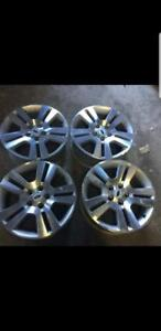 Wheels mags ford fusion 5x114.3 17""