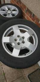 Land rover discovery 3 alloys