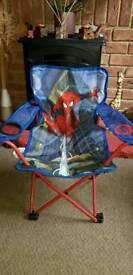 Disney children's foldable chair