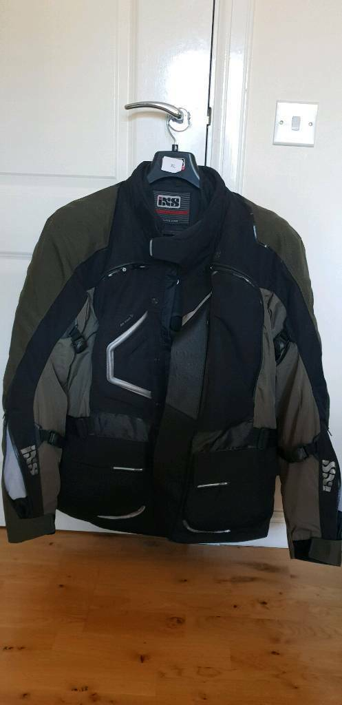 IXS Motorbike jacket.