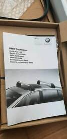 Genuine BMW Roof Bars 5 Series F10