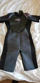 Size 12 wetsuit