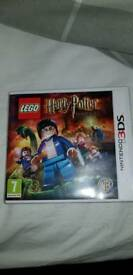 Harry Potter Lego 3DS Game Years 5 - 7