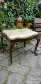 Dressing table stool / seat / piano stool