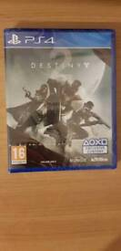 BRAND NEW DESTINY 2 GAME AND EXPANSION PASS BUNDLE