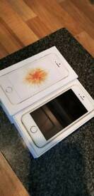 iphone se gold 16gb EE