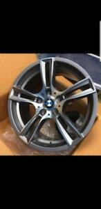 "SPECIAL SPECIAL SPECIAL    Set of wheels BMW style 17"" new in box"
