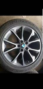 4 BMW x5 wheels 19""