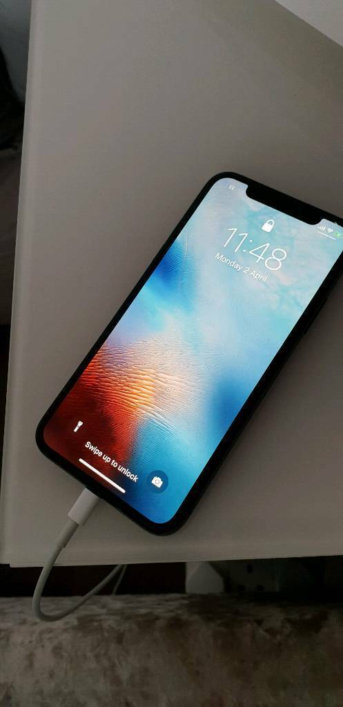 new products dddff ea70e iPhone X - 64gb Brand New - Small Crack - NO OFFERS | in East Kilbride,  Glasgow | Gumtree