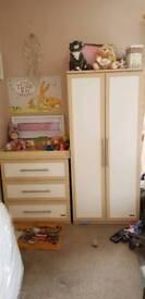 Mamas and pappas nursery furniture