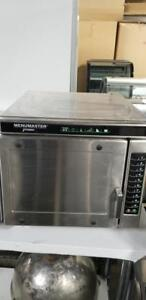AMANA MCE14 Commercial Jetwave Combination Oven Microwave 2700/1400 Watts
