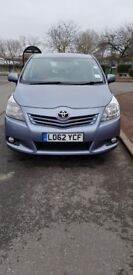 Toyota Verso 1.8 V-Matic TR M-Drive S 5dr (7 Seats), Excellent Condition, 2 owners