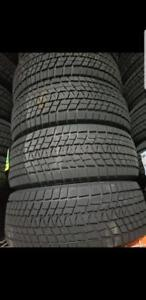 4 winter tires icemax 245/60r18 new