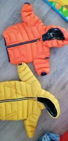 Next baby boy jackets