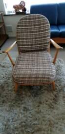 Ercol 203 lounge chair
