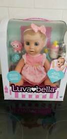 Luvabella doll. Brand new in box