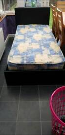 Ottoman bed single