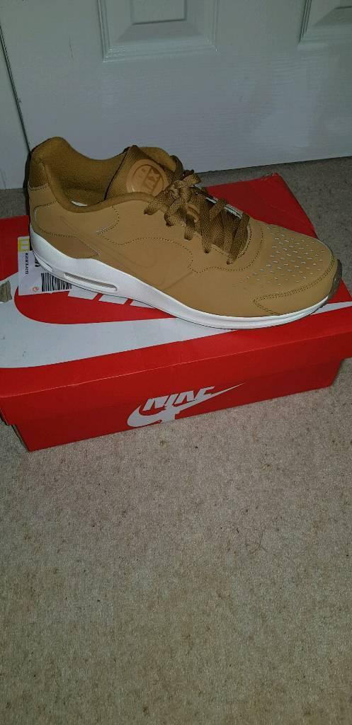 e7787bd36654af Nike Air Max Guile Premium Wheat Size 10