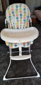 My child high chair