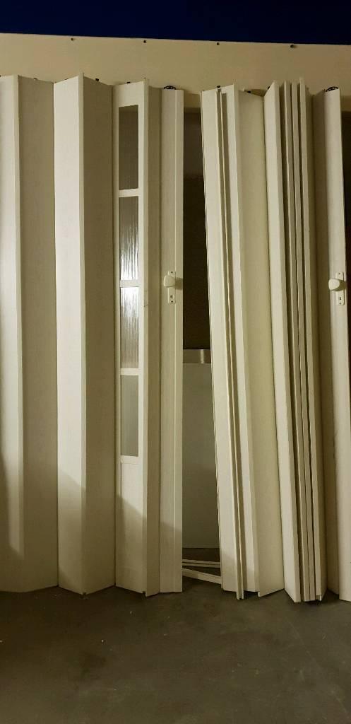 Concertina Doors Room Divider In Fochabers Moray Gumtree