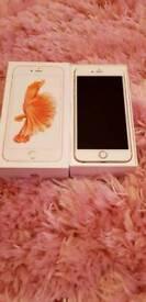 IPhone 6 s plus 64 GB rose gold Factory Unlocked
