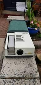 Gnome iq slide projector
