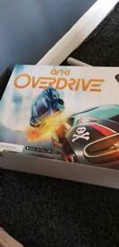 Anki overdrive starter kit with two extra cars and two extra bends and two extra straights
