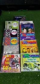 Sixty and seventies CDs