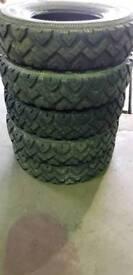 750-16 Goodyear tyres