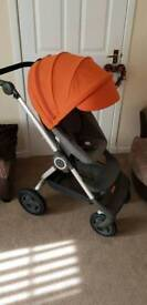 Stokke Scoot V3 with warranty