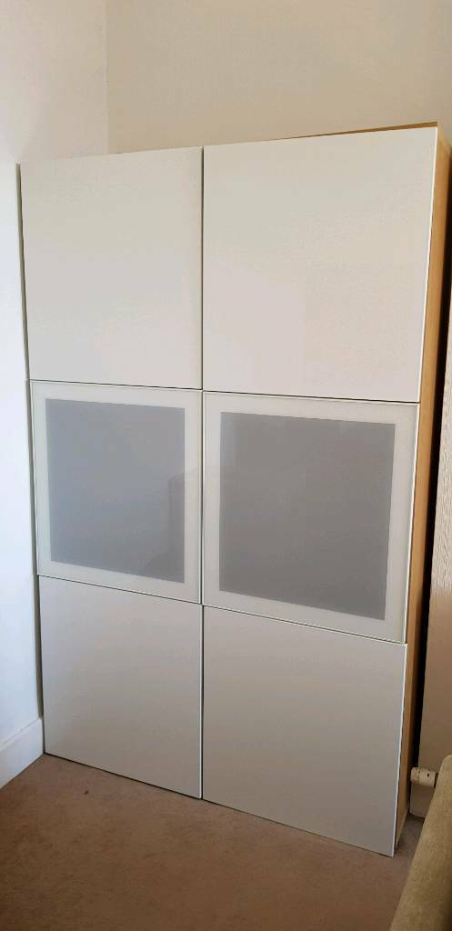 Ikea Besta Gloss White Storage Unit & Ikea Besta Gloss White Storage Unit | in Dunfermline Fife | Gumtree
