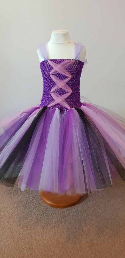 Purple witch tutu dress | in Bathgate, West Lothian | Gumtree