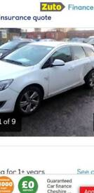 Spares or repair Vauxhall astra 2 litre cdti 6 speed