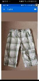 Boys age 4-5 years shorts