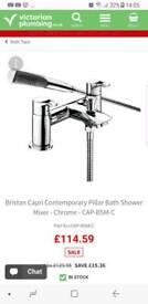 Bristan bath/shower mixer