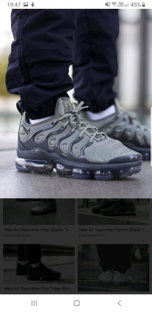 41392eb9ec3 Nike vapormax plus