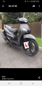 125cc vary good with or without box or swap for jap 125cc also have a scooter 54plate pergue