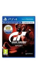 Gran Turismo Sport PS4 game brand new