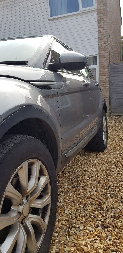 evoque manual gearbox problems
