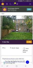 2 bed Conversion NW5