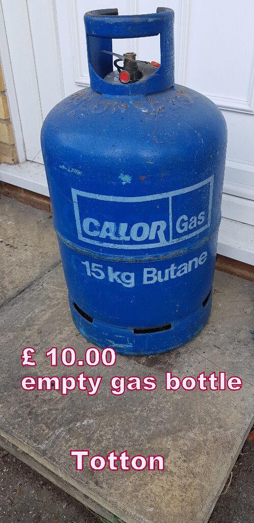 Gas Bottle 15 Kg Empty