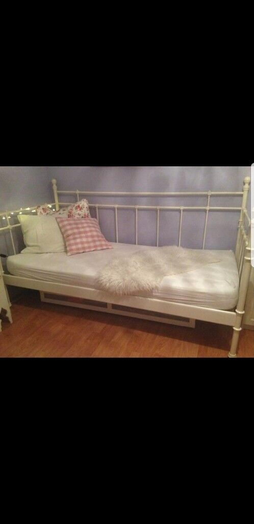Ikea Single Daybed Frame Lovely Shabby Chic Single Bed In Sandwell