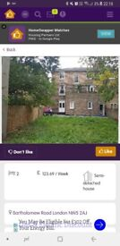 Amazing 2 bed Victorian Conversion in a sought after area NW5