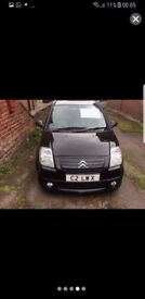 citroen c2 1.4 deisel. £20 road tax