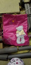 Me to you drawstring bag