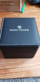 Reef Tiger Skeleton RGA792 Luxury Mens watch