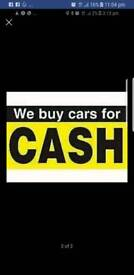 CARS FOR CASH WANTED